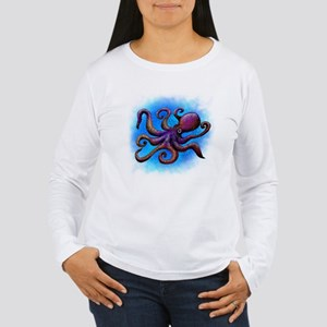 Rat Pattern Women's Long Sleeve T-Shirt